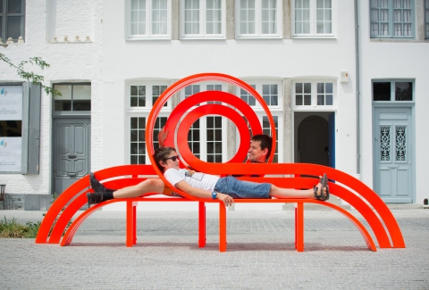 Modified Social Bench #02