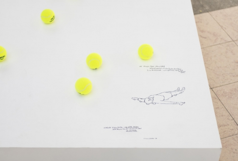Untitled (Tennis Balls)
